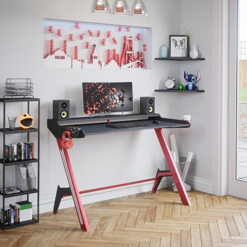 17 Stories Cassye Computer Desk | Wayfair.co.uk