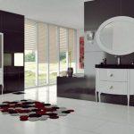 17 entzückende Badezimmer-Teppiche, die das Aussehen jedes Badezimmers verbessern