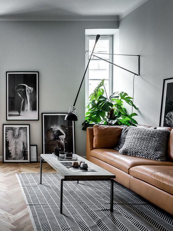 170 Wohnzimmer Dekoration Modelle – Fotos – Neu dekoration stile