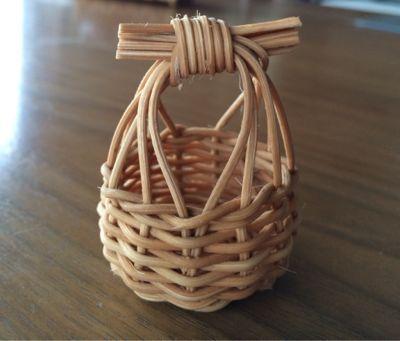 籐(ラタン)でかごを作ったり日々のこと Плетение Ко…