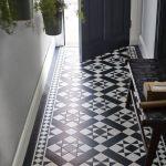 18 Ideen für die Dekoration von Fluren - Ideen für Farben, Möbel, Fußböden ...