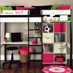 18 Super Smart Ideen von Etagenbetten mit Schreibtisch