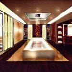 18 schöne Badezimmer-Beleuchtungs-Ideen für gemütliche Atmosphäre