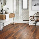 20 Amazing Bathrooms With Wood-Like Tile - pickndecor.com/furniture