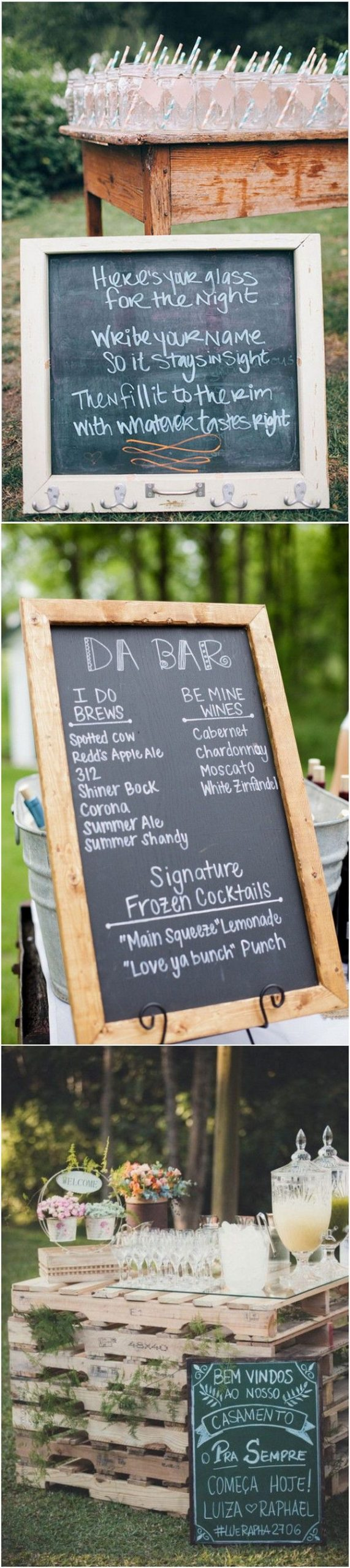 20 Amazing Drink Stations for Outdoor Wedding Ideas – Oh Best Day Ever