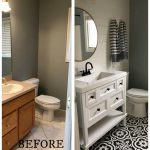 20 Bathroom Makeovers- Before and Afters - Nesting With Grace