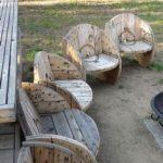 20 Diy Wooden Spools Repurposing Ideas, quick and simple work - MeCraftsman