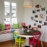 20 Esszimmergarnituren mit bunten Stühlen - Dining Set - I ...   - Ideas para e...