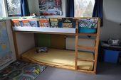 20 Möglichkeiten zur individuellen Gestaltung des IKEA KURA Hochbettes