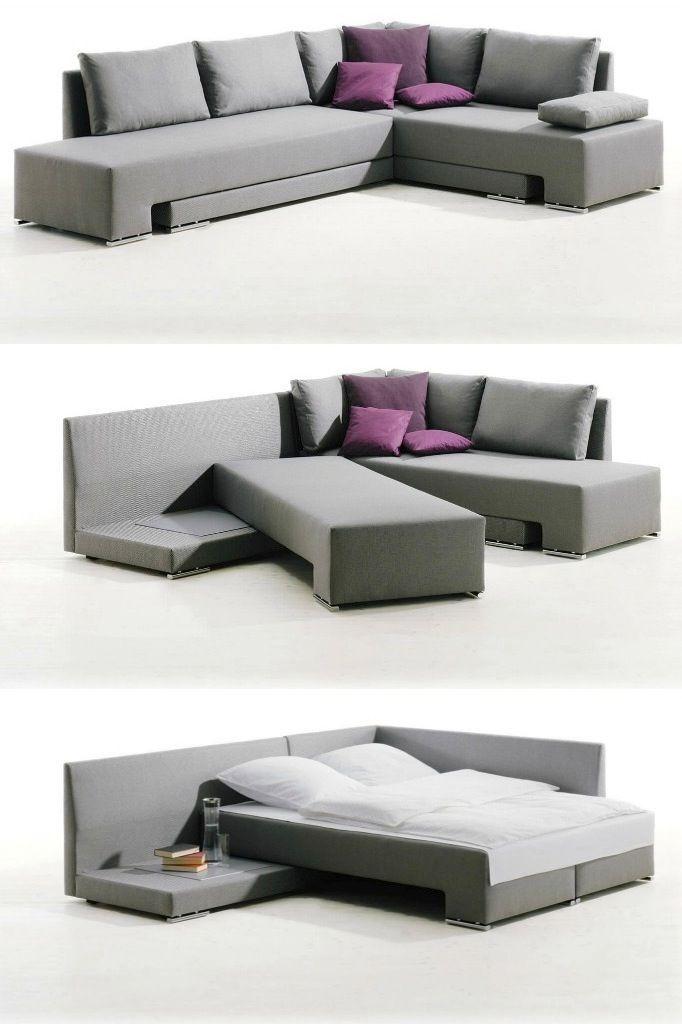 20 Pieces of Convertible Furniture | Sofa Beds