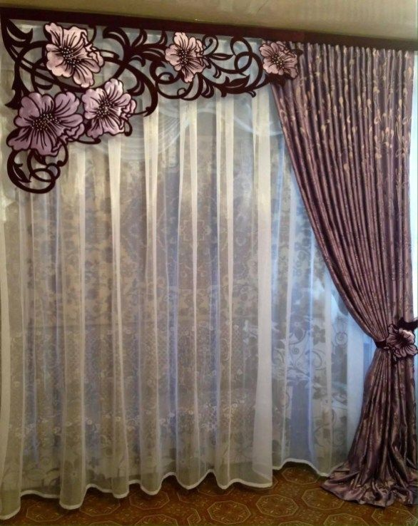 20+ Stunning Modern Curtains Designs To Refresh Your Living Room – Pinpon