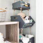 20. Kreative Aufbewahrung für Ideen für kleine Kinderzimmer – Baby Zimmer - bingefashion.com/dekor