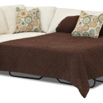 2019 Latest Sectional Sofas With Queen Size Sleeper   Sofa ...