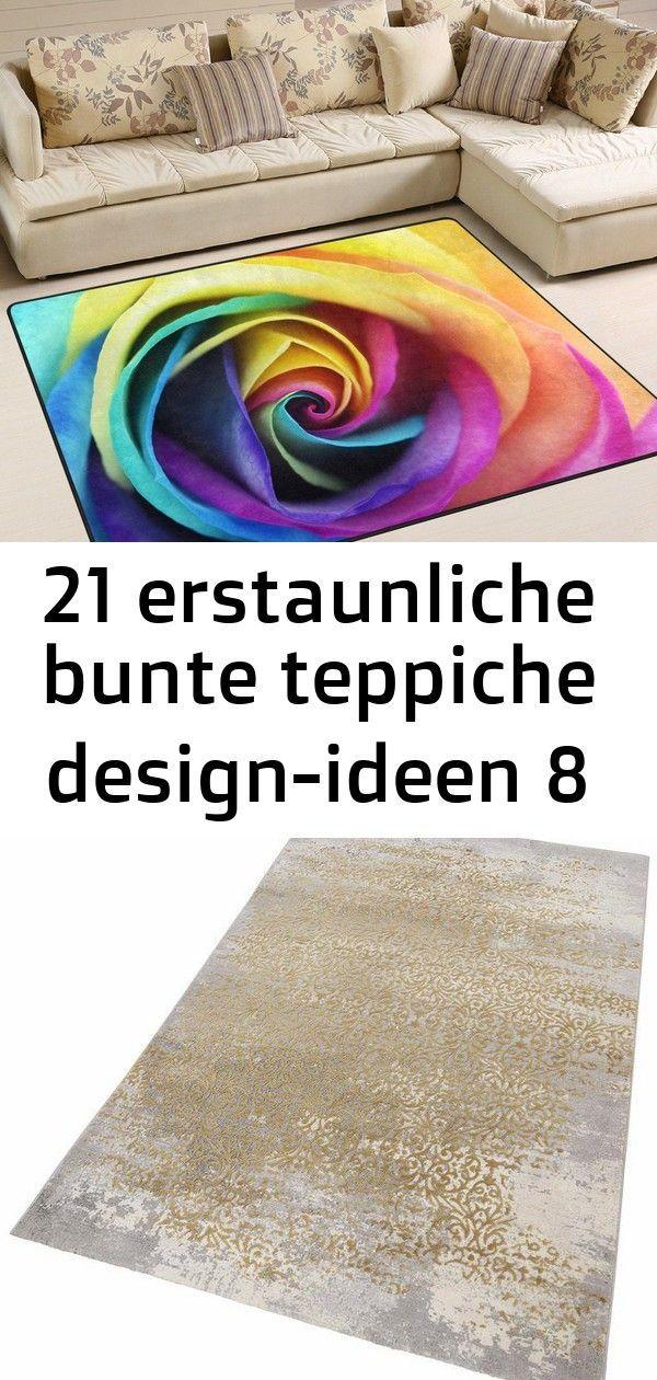 21 erstaunliche bunte teppiche design-ideen 8