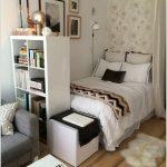 25 Ideen für kleine Schlafzimmer, die stilvoll und platzsparend aussehen - bingefashion.com/interior