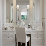 25+ Most Inspiring Bathroom Vanity With Seating Area Ideas To Try - Easy Pin