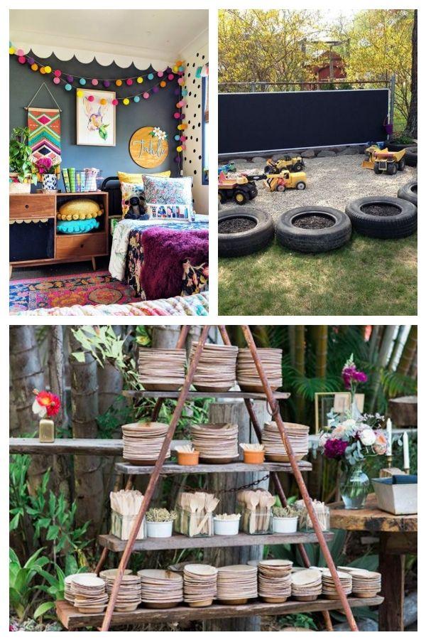 25 besten Kinderzimmer Ideen für kleine Räume, die Sie jetzt ausprobieren soll…