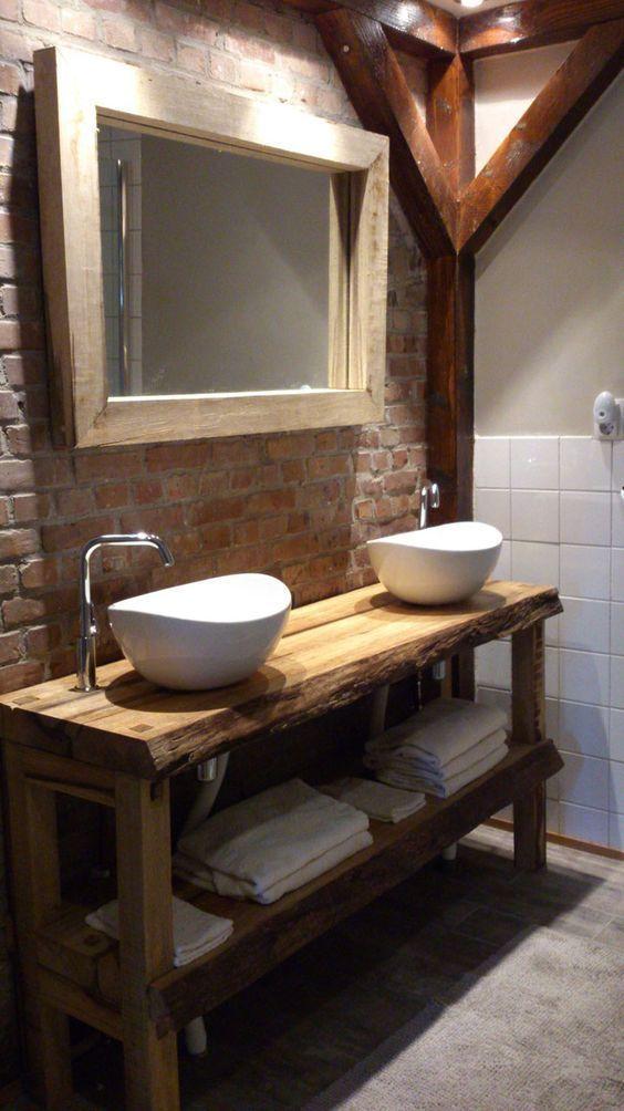 27+ Stunning Bathroom Vanity Ideas and Decor Tips on A Budget
