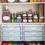 27 Trendy Craft Storage Ideas For Small Spaces Bedrooms Closet Organization