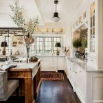 28+ Elegant White Kitchen Design Ideas for Modern Home