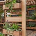 29+ Amazing backyard patio deck design ideas