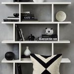3.14 Modern White Bookcase + Reviews   CB2