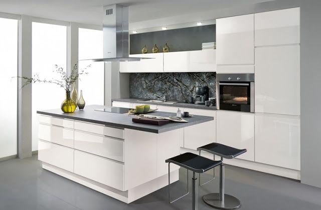 30 Bilder von modernen Küchen mit Insel – Einrichtungs Ideen