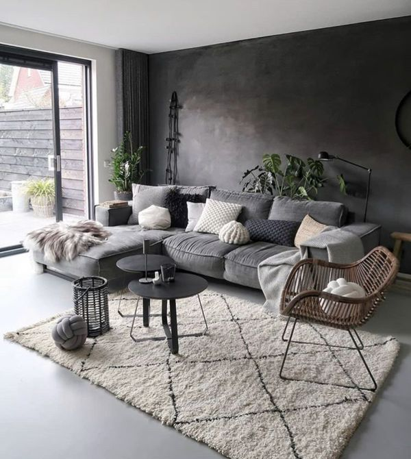 30+ Clean and Simple Design Ideas for the Minimalist Living Room – Home Fashions