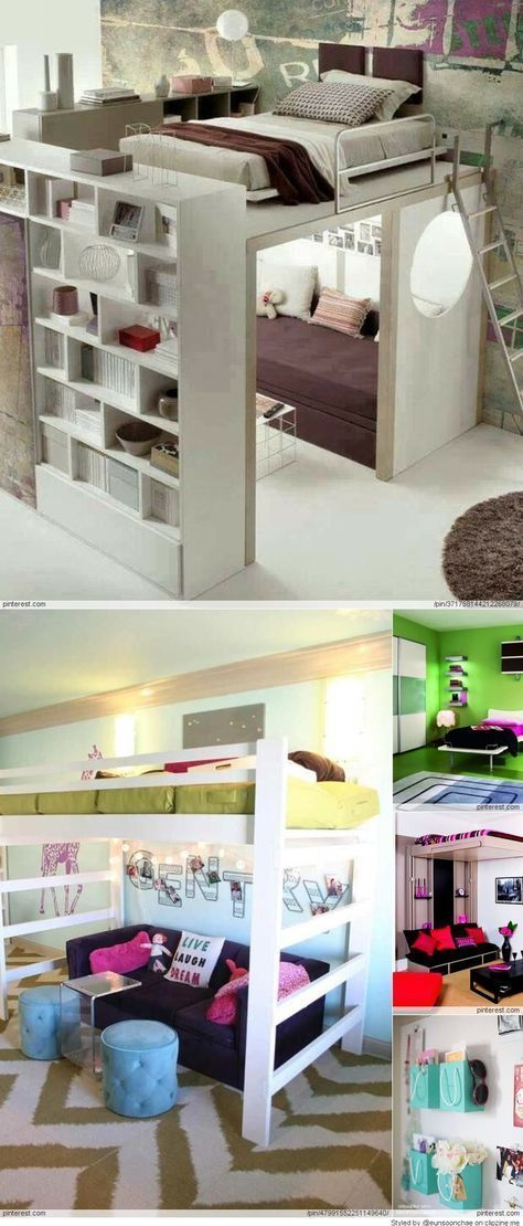 30 Dream Interior Design-Ideen für Teenager-Mädchen – bingefashion.com/dekor
