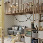 30 Ideen und Einrichtungstipps fürs Kinderzimmer - https://bingefashion.com/haus