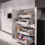 30 Styles, die perfekt für Ihre kleine Küche sind # kitchen # kitchendesign # kitchenplayset … - bingefashion.com/dekor