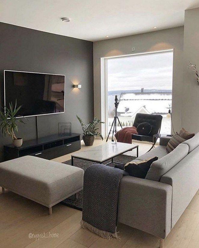 30+ Unique Small Living Room Design Ideas For Your Apartment – bingefashion.com/interior