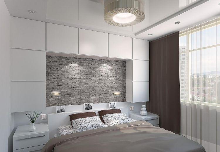30 kleine Schlafzimmer, die modern und kreativ gestaltet sind