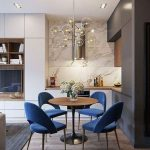 31 Dining Room Chandeliers That Will Make the Atmosphere Romantic - Pandriva