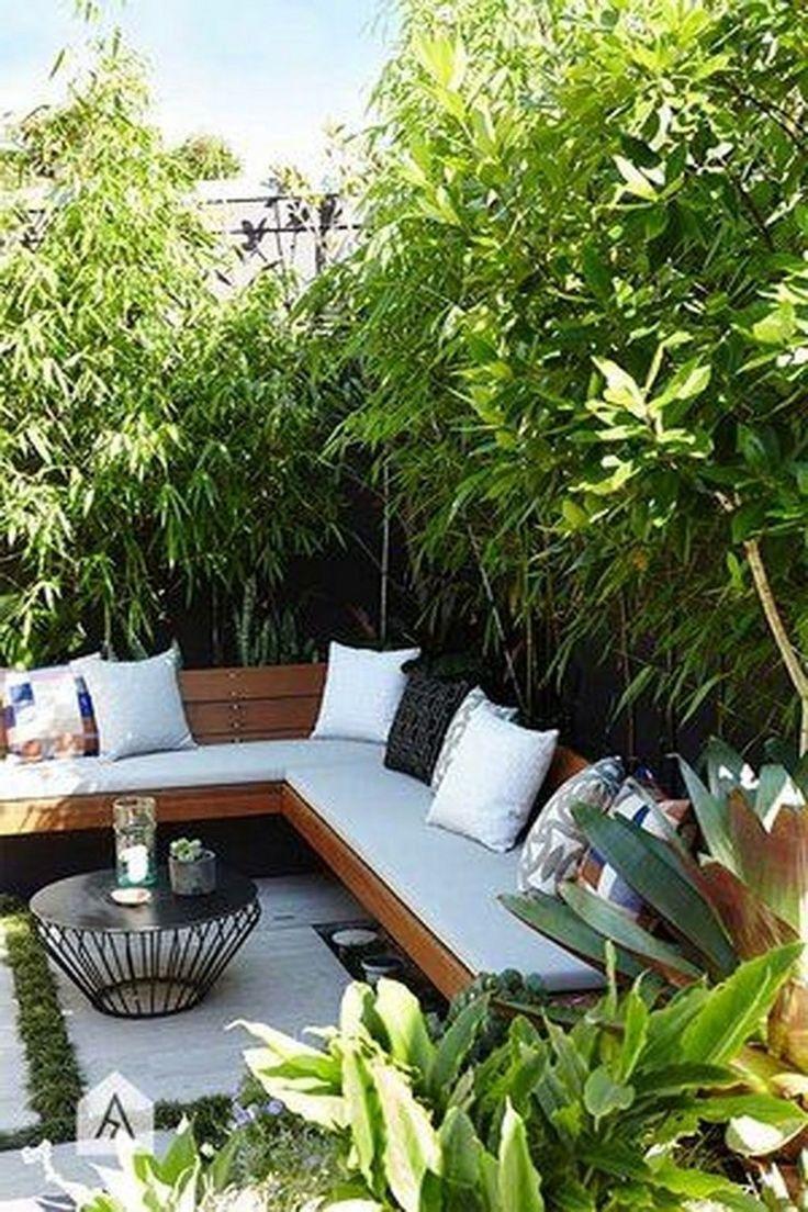 33+ Beauty Small Backyard Landscaping Ideas