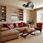 33 Gorgeous Brown Living Room Ideas 2019 (For Your Inspiration) #designweek #cak...