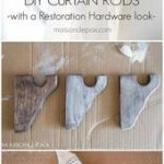 35+ Awesome DIY Window Treatment Ideas and Tutorials - Hommade - #AWESOME #DIY #...