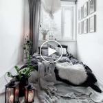 36+ DIY Gemütliche Kleine Schlafzimmer Deko-Ideen auf Budget #cozybedroom #bedroomdesign