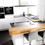 37+ Modern Kitchen Cabinets Ideas to Get More Inspiration Dish - #Cabinets #Dish...