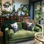 38 Grün Samt Sofa Design Ideen Makeover Ihrem Wohnzimmer - Diy Kunst