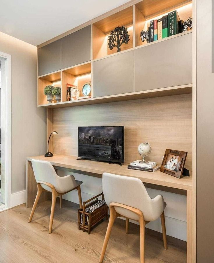 38 Stunning Small Home Office Furniture Design Ideas – myoyun.org/home