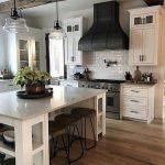 41 Elegant Rustic Farmhouse Kitchen Cabinets Ideas