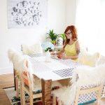 42 Wunderschöne Shabby Chic Stuhlhussen Design für Esszimmer - Diy und Deko
