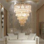 42 atemberaubende Interieur Varianten mit Kristall Kronleuchter - https://bingefashion.com/haus
