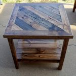 43 Ingeniously Creative DIY End Table For Your Home | Homesthetics - Inspiring ideas for your home.