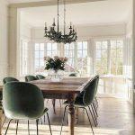 44 Stylish Dining Chairs Design Ideas - HOMYHOMEE