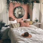 44 elegant boho bedroom decor ideas for small apartment 15 | Glebemines.com#apar...