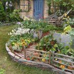 45 Affordable DIY Design Ideas for a Vegetable Garden