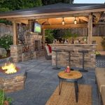 45 Awesome Outdoor Kitchen Ideas and Design - worldefashion.com/decor