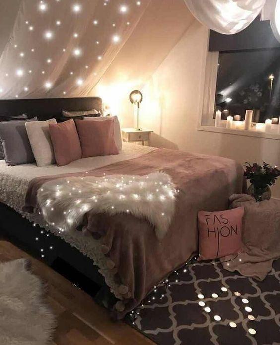 45 Cozy Teen Girl Bedroom Design Trends for 2019 – Page 8 of 45 – SooPush